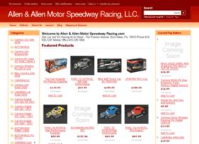 allenallenmotorspeedwayracing.com