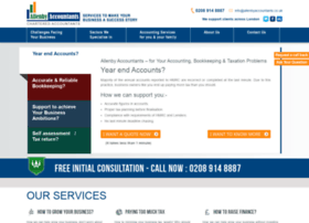 allenbyaccountants.co.uk