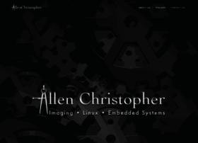 allenchristopher.com