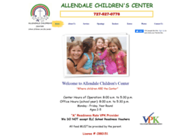 allendalechildrenscenter.org