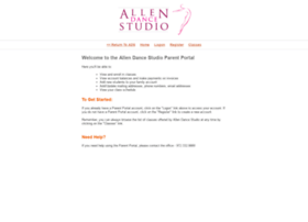 allendancestudio.studioware-online.com