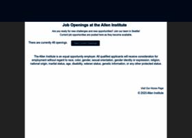alleninstitute.hrmdirect.com