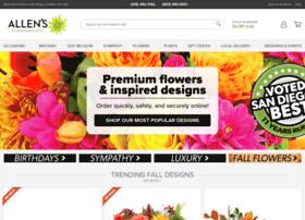 allensflowers.com