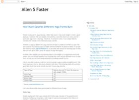 allensfoster.blogspot.in