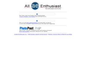 allenthusiast.com