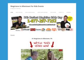 allentownkidsmagician.com
