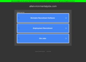 allenvironmentaljobs.com