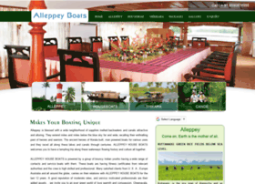alleppeyboats.com