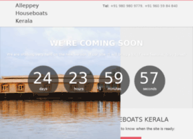 alleppeyhouseboatskerala.com