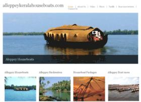alleppeykeralahouseboats.com