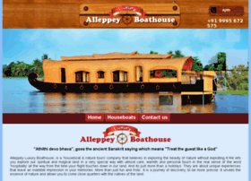 alleppeyluxuryboathouse.com