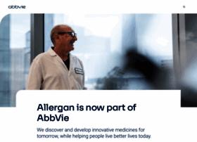 allergan.com
