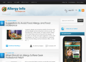 allergy.bloghue.com