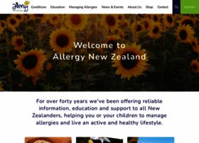 allergy.org.nz