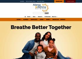 allergyasthmanetwork.org