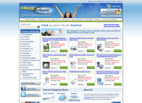 allergybegone.com