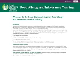 allergytraining.food.gov.uk