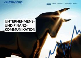 allerkamp-comm.de