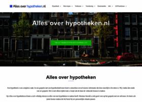 allesoverhypotheken.nl