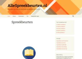 allespreekbeurten.nl