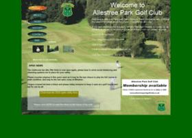 allestreeparkgolfclub.co.uk