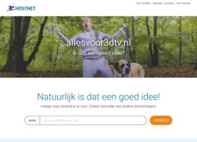 allesvoor3dtv.nl