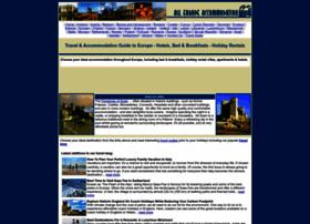 alleuropeaccommodation.com