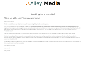 alleymedia.co.uk