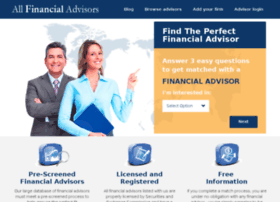 Allfinancialadvisors.com