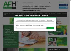 allfinancialhub.com
