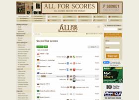 allforscores.com