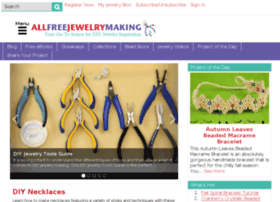 allfreebeadedjewelry.com