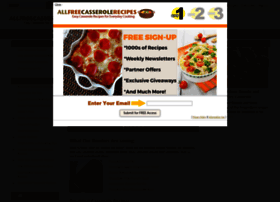 allfreecasserolerecipes.com