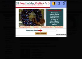 allfreeholidaycrafts.com