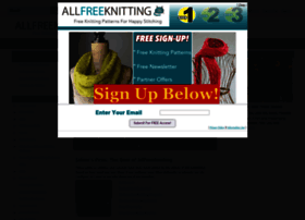 allfreeknitting.com