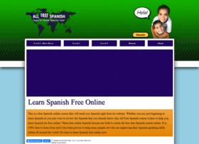 allfreespanish.com