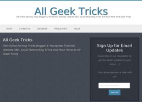 allgeektricks.com
