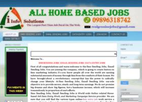 allhomebasedjobs.com