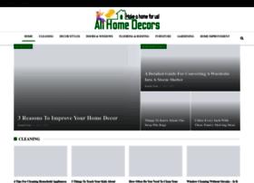 allhomedecors.com