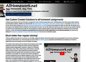 allhomework.net