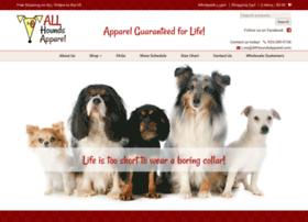 allhoundsapparel.com