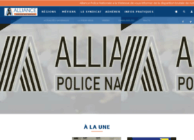 alliance-police-nationale.com