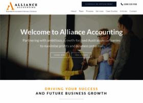 allianceaccounting.com.au