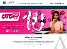 allianceassurances.com.dz