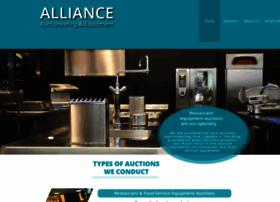 allianceauction.com