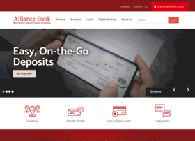 alliancebanking.com