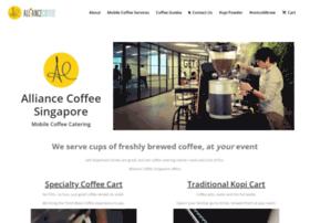 alliancecoffee.net