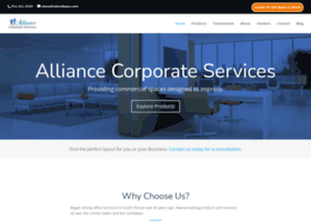 alliancecorporateservices.com