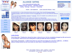 alliancedating.com
