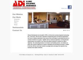alliancedevelopmentinc.com
